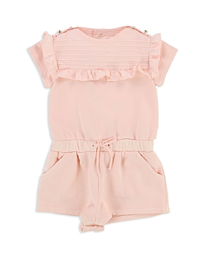 Chloe Girls' Ruffled Romper - Baby