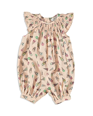 Stella McCartney Girls Ice Cream Print Romper  Baby