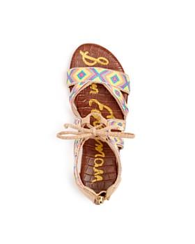 Sam Edelman - Girls' Danica Friendship Demi Wedge Gladiator Sandals - Toddler, Little Kid, Big Kid