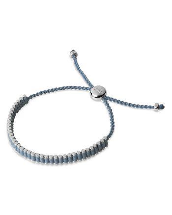 Links of London - Deepsky Blue Friendship Mini Bracelet