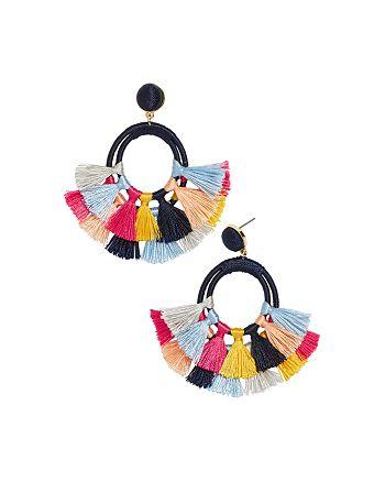 BAUBLEBAR - Ayana Hoop Earrings