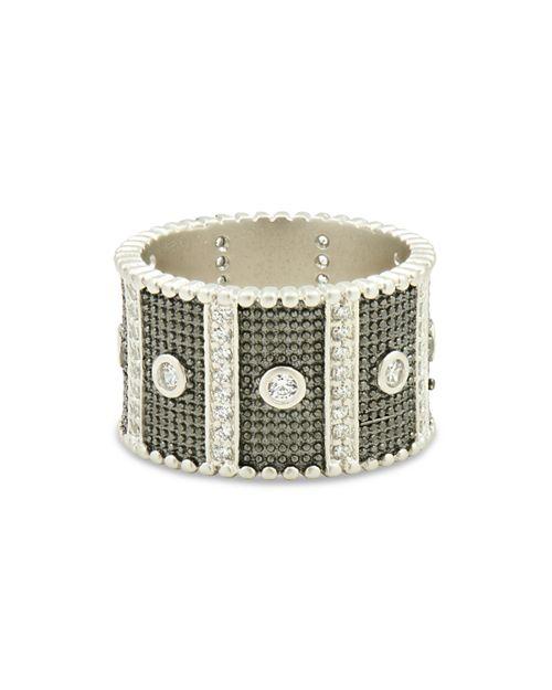 Freida Rothman - Wide Band Ring