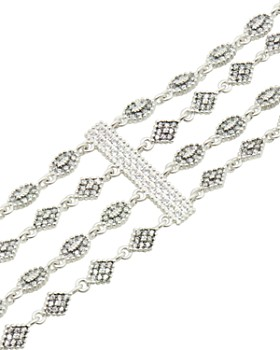 Freida Rothman - Multi-Chain Bracelet