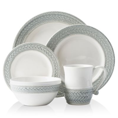 Le Panier Grey Mist Side/Cocktail Plate
