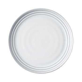 Juliska - Bilbao White Truffle Dinner Plate
