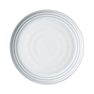 Juliska Bilbao White Truffle Dinner Plate, 11