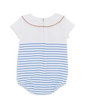 Little Marc Jacobs - Girls' Unicorn Striped Bodysuit & Headband Set - Baby