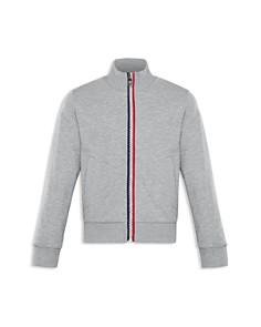 Moncler Boys' Flag Stripe Zip-Up Track Jacket - Little Kid - Bloomingdale's_0
