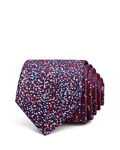 Lanvin Abstract Floral Classic Tie - Bloomingdale's_0
