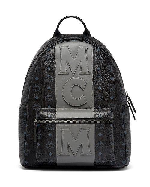 MCM - Stark Stripe Backpack