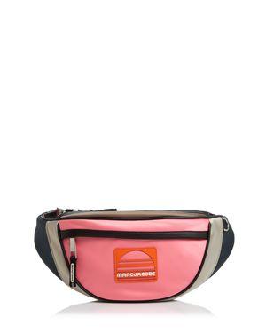 Marc Jacobs Sport Color-Block Satin Belt Bag 2847763