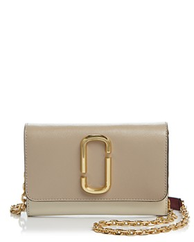 MARC JACOBS - Leather Chain Wallet