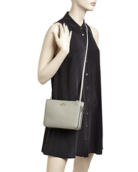 Zadig & Voltaire - Clyde Leather Crossbody