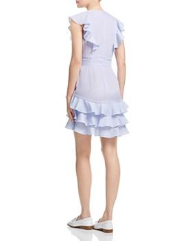 Saylor - Aria Ruffled Mini Dress