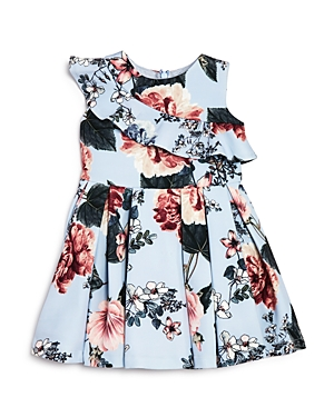 Bardot Junior Girls' Ruffled Floral Dress - Baby