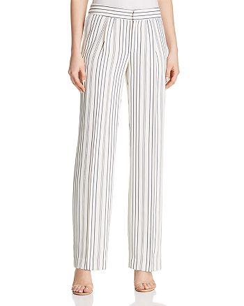 FRAME - True Striped Pants