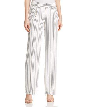 Frame True Striped Pants