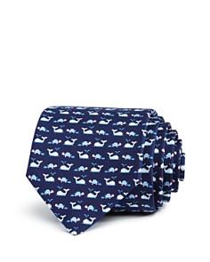 Salvatore Ferragamo Turtle Whale Classic Tie - Bloomingdale's_0