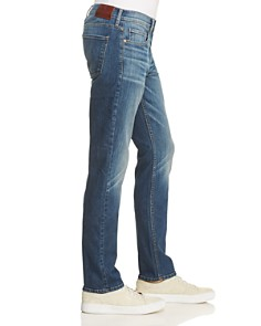 PAIGE - Federal Slim Fit Jeans in Harlan