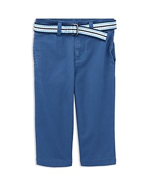 Ralph Lauren Childrenswear Boys SkinnyFit Chinos with Belt  Baby
