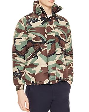 Sandro Snow Camo Jacket