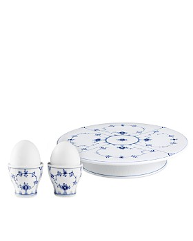 Royal Copenhagen - Blue Fluted Serveware