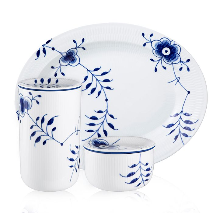 Royal Copenhagen - Blue Fluted Mega Serveware