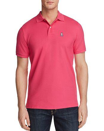 Psycho Bunny - Short Sleeve Regular Fit Polo Shirt