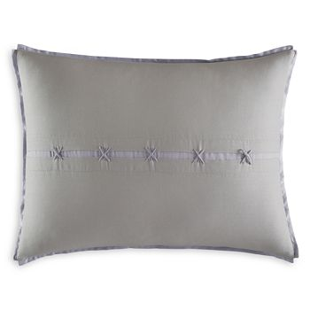 "Vera Wang - Center Slot Decorative Pillow, 12"" x 16"""