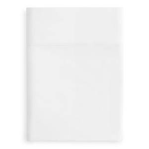 Hudson Park Collection 825TC Extra Deep Flat Sheet, Queen - 100% Exclusive