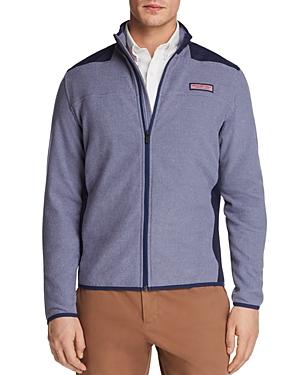 Vineyard Vines Fleece Zip Jacket