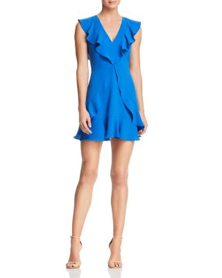Ruffled Mini Dress by Bloomingdales