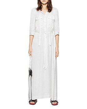 Zadig & Voltaire - Remedy Satin Maxi Dress