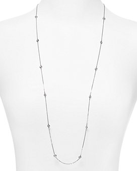 Crislu - Station Chain Necklace, 36""