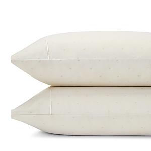 Charisma Dot King Pillowcase, Pair