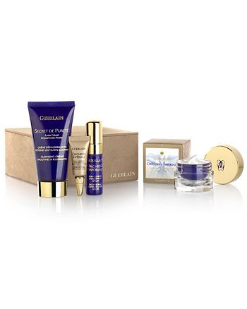 Guerlain - FREE  Orchidee Imperiale Exceptional Complete Care Line - Yours with any $200 Guerlain purchase!