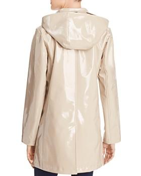 Jane Post - Modern Princess Slicker Raincoat