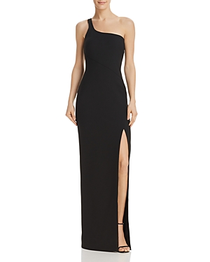 Likely Camden One-Shoulder Gown