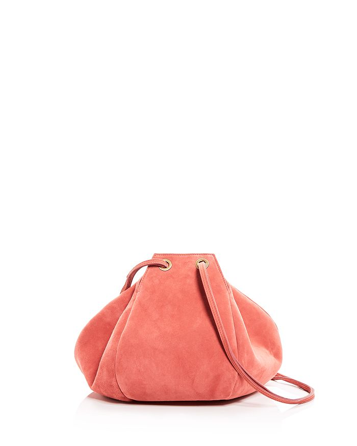 Creatures of Comfort - Puff Suede Drawstring Shoulder Bag