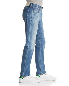AG - Graduate Slim Straight Fit Jeans in 16 Years Pluma