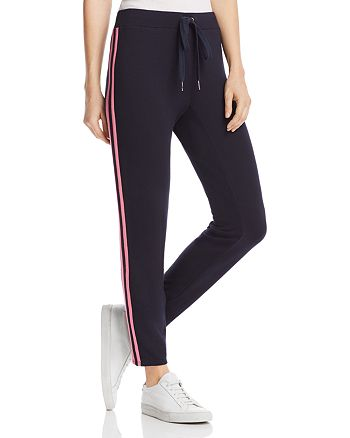 Bailey 44 - Peace Lily Striped Sweatpants