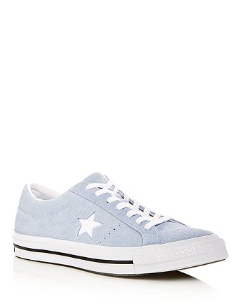 Converse - Men's One Star Suede Lace Up Sneakers