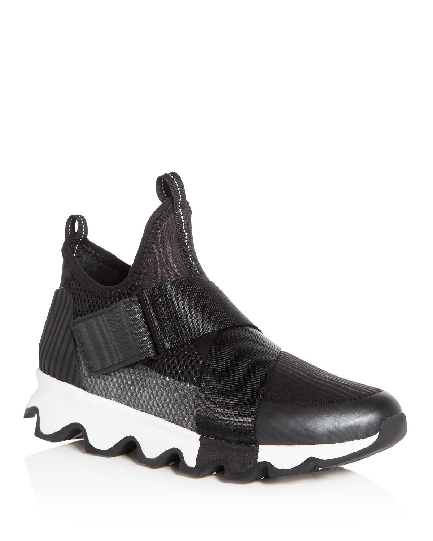 sorel Women's Kinetic Slip-On Sneakers