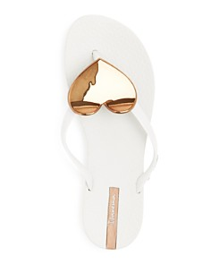 Ipanema - Women's Wave Heart Flip-Flops