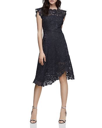 95f6061044d REISS - Lucy Lace Dress