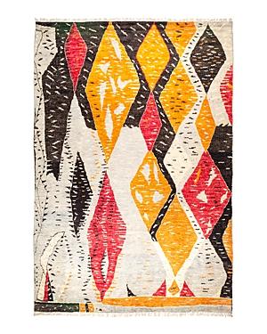 Solo Rugs Tribal Area Rug, 9'10 x 14'