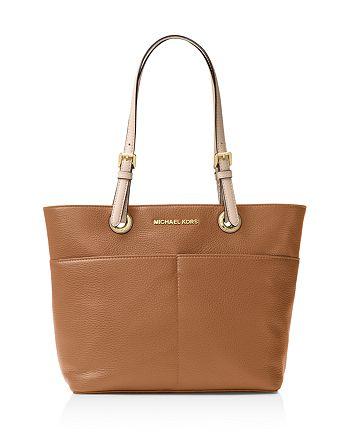 Handbags.   MICHAEL Michael Kors - Bedford Large Leather Pocket Tote ab6f662e06aca