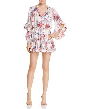 Misa Los Angeles Cecilia Floral Mini Dress