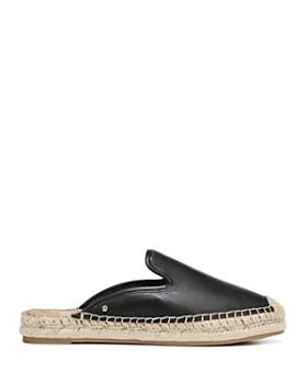 Sam Edelman - Women's Kerry Leather Espadrille Mules