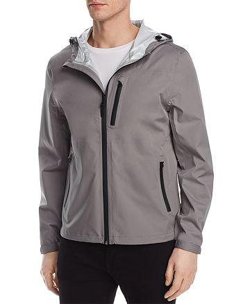 Cole Haan - Waterproof Hooded Jacket